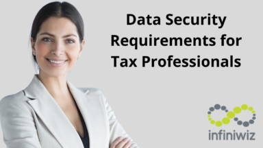 Data Security Requirements for Tax Professionals